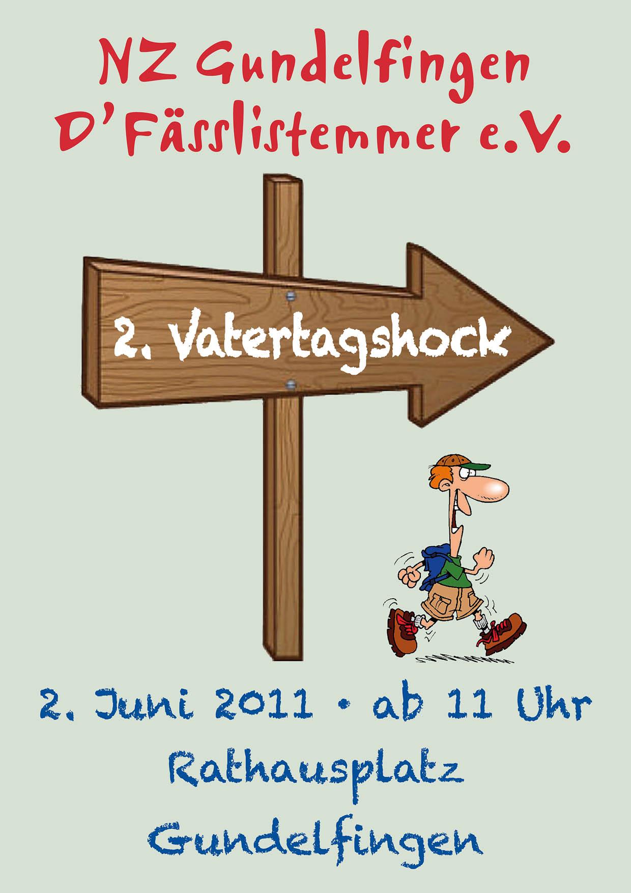 Vatertagshock Gundelfingen