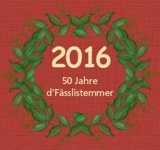 50 Jahre F�sslistemmer